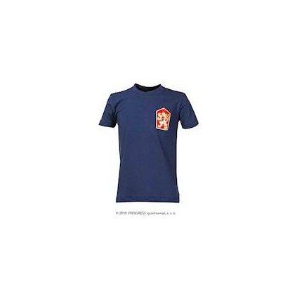 Dětské tričko PROGRESS KLEMENTO ČSSR retro triko s bambusem