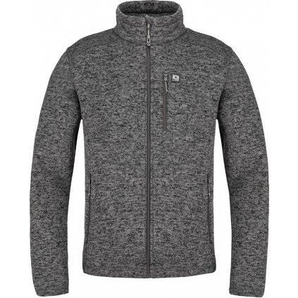 Pánský sportovní svetr LOAP Grove šedá