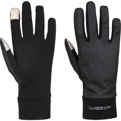 Zimní rukavice LOAP Russellex černá