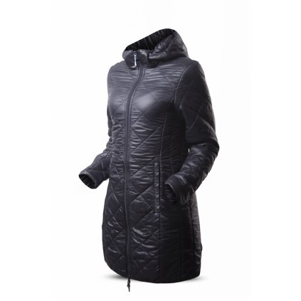 Dámský kabát TRIMM Yolanda black