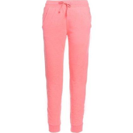 Dámské kalhoty - tepláky SAM 73 růžová