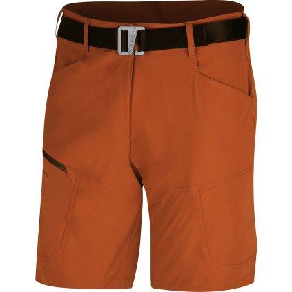 Pánské šortky HUSKY  Kimbi M tm. oranžová