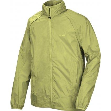 Pánská outdoor bunda  HUSKY Nolen M zelená