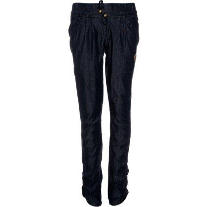 Dívčí kalhoty SAM 73  tmavá denim