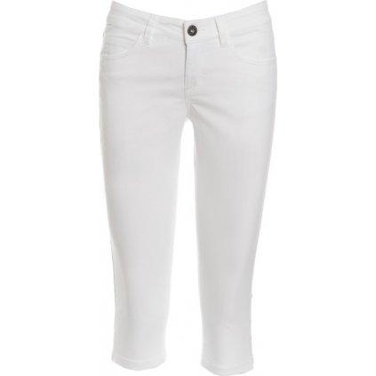 Dámské 3/4 kalhoty SAM 73 bílá