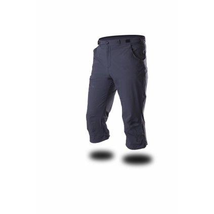Pánské 3/4 sportovmí kalhoty TRIMM Amber dark grey