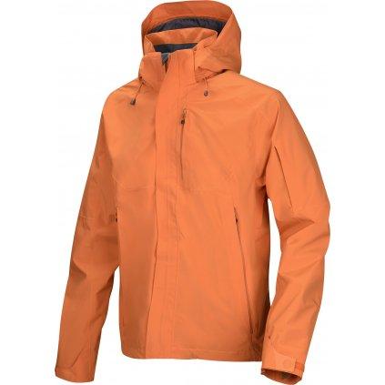 Pánská outdoor bunda  HUSKY Neta M tm. oranžová