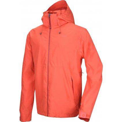 Pánská outdoor bunda HUSKY  Nelory M červená
