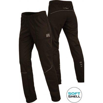 Dámské softshellové kalhoty LITEX