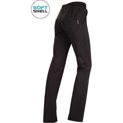 Dámské dlouhé softshellové kalhoty LITEX