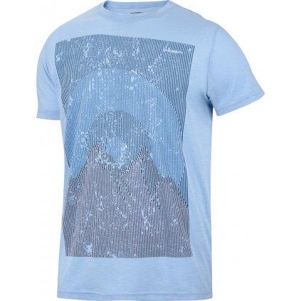 Pánské triko HUSKY Tingl M sv. modrá
