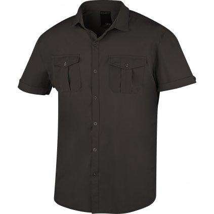 Pánská košile HUSKY Gomy tm. kámen