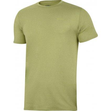 Pánské triko HUSKY Taiden M žlutozelená