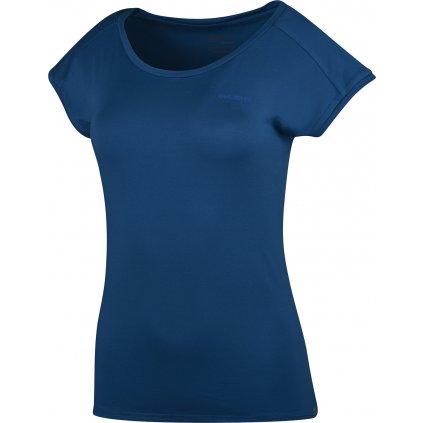 Dámské triko HUSKY  Tonie L tm. modrá