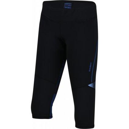 Dámské 3/4 kalhoty  HUSKY Darby L tm. modrofialová