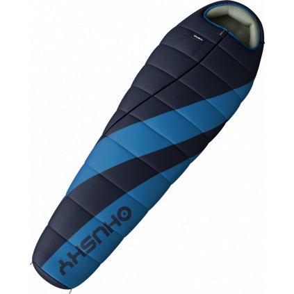 Spacák HUSKY Extreme Ember Long -14°C modrá
