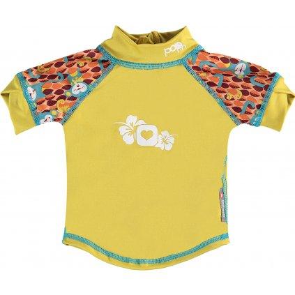 Funkční triko  UNUO Pop In UV Monkey