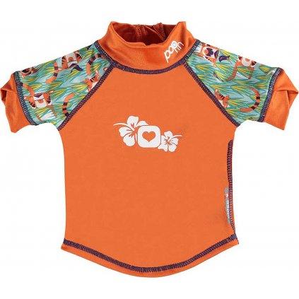 Funkční triko  UNUO Pop In UV Tiger