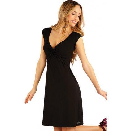 Šaty dámské s krátkým rukávem LITEX