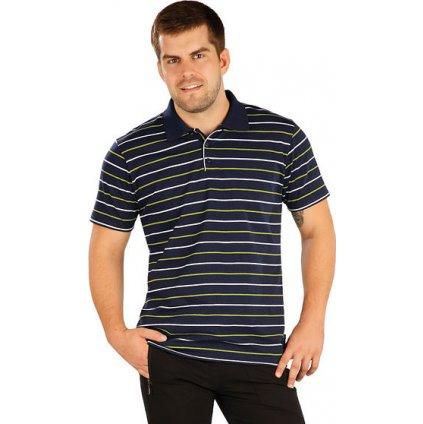 Polo triko LITEX  pánské s krátkým rukávem