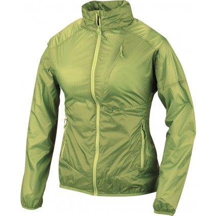 Dámská bunda HUSKY Lort L zelená