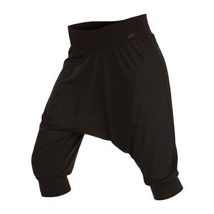 Kalhoty LITEX dámské 3/4 s nízkým sedem