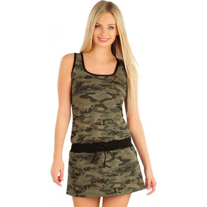Šaty dámské LITEX bez rukávu