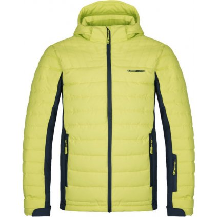 Pánská lyžařská bunda LOAP Omri žlutá