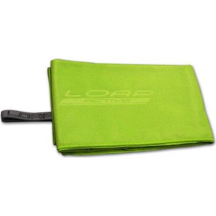Sportovní ručník LOAP Cobb  zelená
