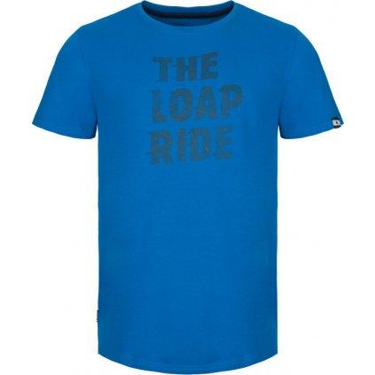 Pánské triko LOAP ANTONY modrá