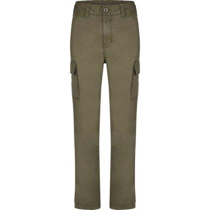 Pánské kalhoty do města LOAP Vakor zelená