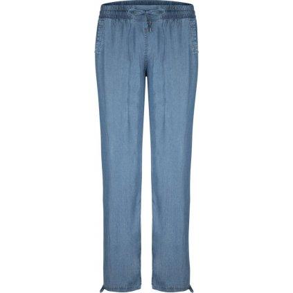 Dámské kalhoty do města LOAP Nymphe modrá