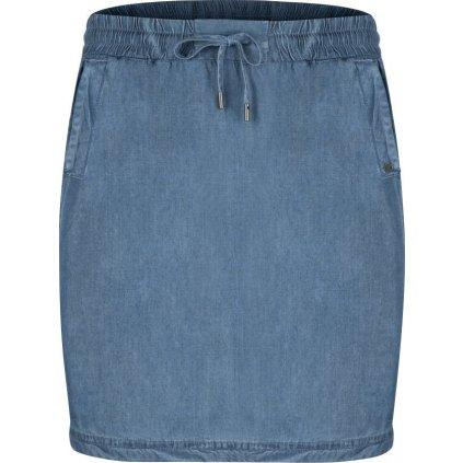 Dámská sportovní sukně LOAP Nyvon modrá