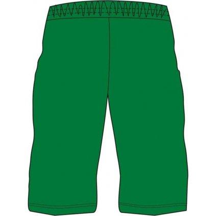 Dětské kraťasy LOAP Baxi  zelená