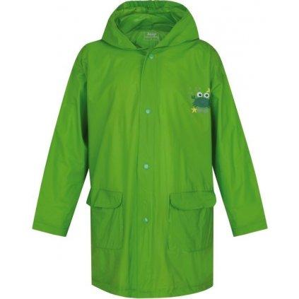 Dětská pláštěnka LOAP Xaxo zelená