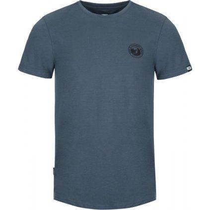 Pánské triko LOAP Andro šedá