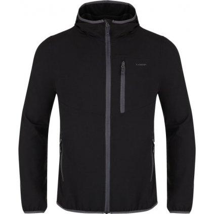 Pánská sportovní bunda LOAP Uragano černá