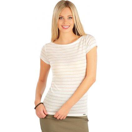 Tričko dámské LITEX s krátkým rukávem