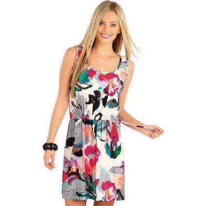 Šaty dámské bez rukávu LITEX