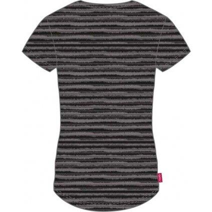 Dámské triko LOAP Aderina černá