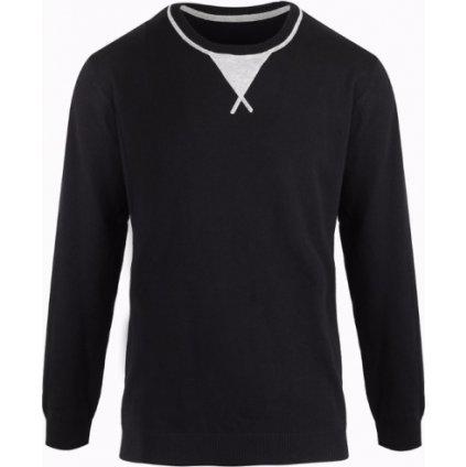 Pánský svetr SAM 73 černá