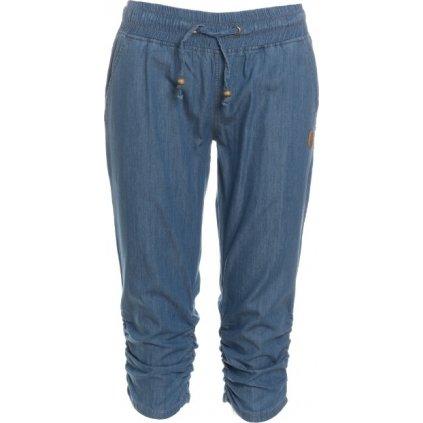Dámské 3/4 kalhoty SAM 73 světlá denim