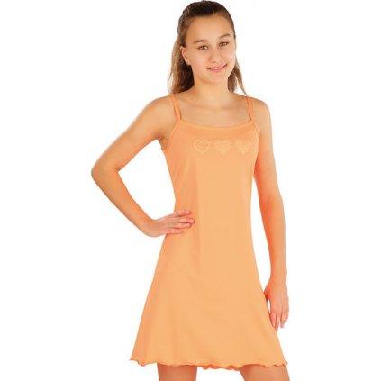 Dětské šaty LITEX na ramínka
