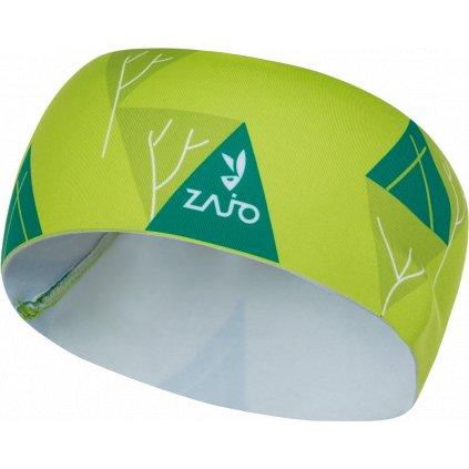 Čelenka ZAJO Headband zelená