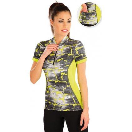 Dámské cyklo tričko LITEX