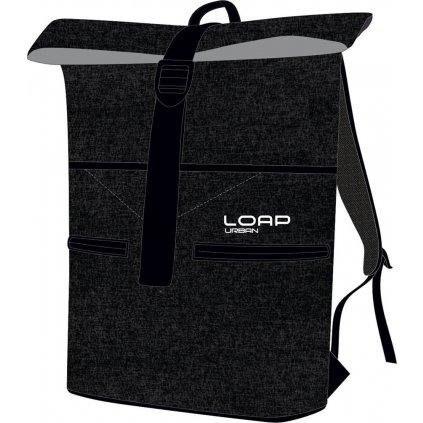 Městský batoh LOAP Wernicke černá