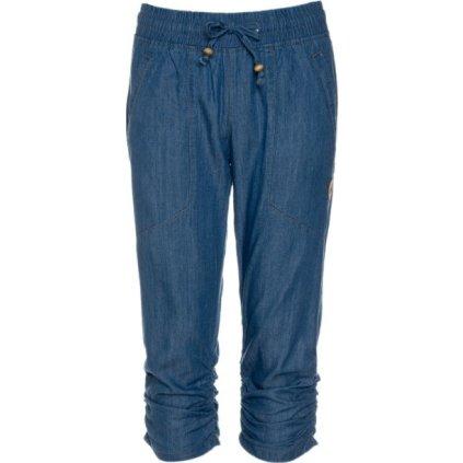 Dívčí 3/4 kalhoty SAM 73 světlá denim