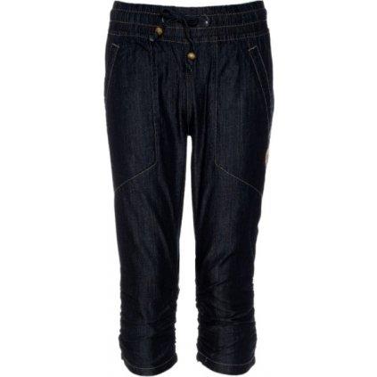 Dívčí 3/4 kalhoty SAM 73 tmavá denim