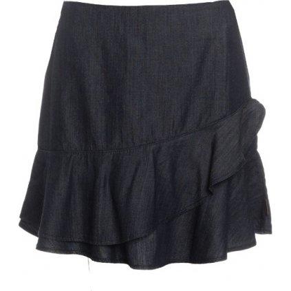 Dámská sukně SAM 73 tmavá denim