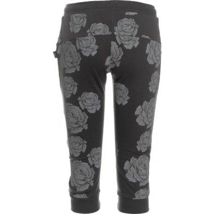 Dámské 3/4 kalhoty SAM 73 šedá tmavá